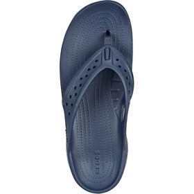 Crocs Swiftwater Deck - Sandales Homme - bleu